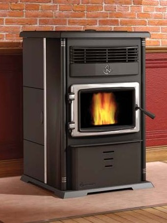 Enerzone Euromax Extra Large Pellet Stove Friends Of Sun