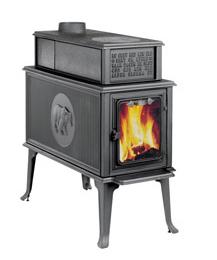 Jotul F 118 CB wood stove