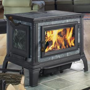 Vermont Dealer - HearthStone 'Equinox' soapstone wood stove | Friends