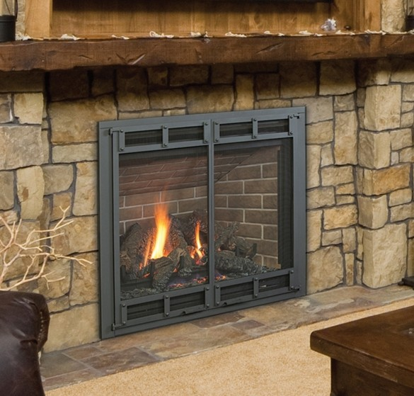 Intrigue Gas Fireplace By Ambiance Friends Of Sun