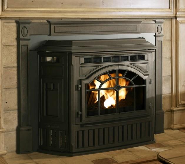 mount vernon pellet fireplace insert friends of sun. Black Bedroom Furniture Sets. Home Design Ideas
